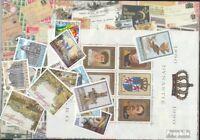Luxemburg postfrisch 1990 kompletter Jahrgang in sauberer Erhaltung