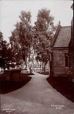 Ross. Churchyard by H.E.Wilkins, Ross.