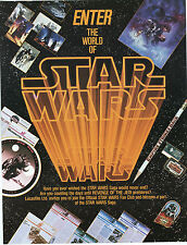 Star Wars 1982 Official Fan Club Membership Application Form