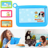 Kids Child Android 4.4 Dual Camera WiFi 3G Quad Core HD Tablet Kicstand