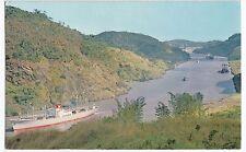The Famous Gaillard Cut (Culebra Cut), Panama Canal PPC, Unposted