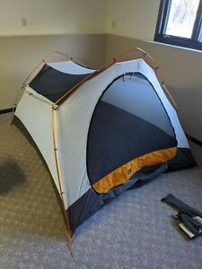 REI Hoodo 3 Person Camping Tent with $70 Footprint