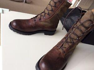 Belstaff trooper boots