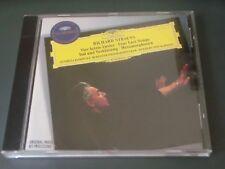 Richard Strauss Vier Letzte Lieder Four last songs Karajan DGG CD