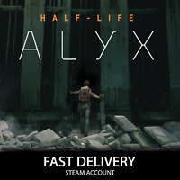 Half Life Alyx | Steam Account | Fast Delivery | Cheapest |