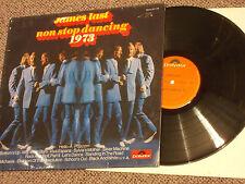 James Last Non Stop Dancing 1973  (Polydor 2371 319)  Vinyl