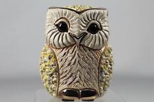 DeRosa Rinconada Confetti Collection 'White Owl' #B05W New Release New In Box