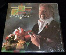 Kenny Rogers Christmas LP Album Vinyl 1981 Liberty/Capitol Records