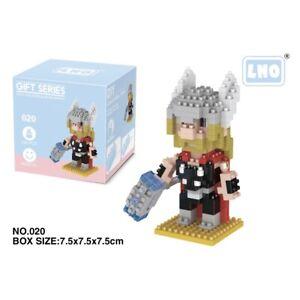 Marvel Universe Thor 280pcs Nano Blocks