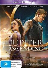 Jupiter Ascending : NEW DVD