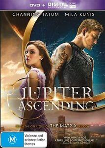 Jupiter Ascending (DVD, 2015)