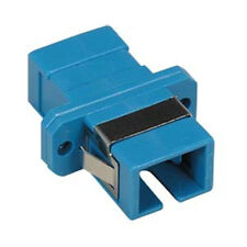 SC-SC Fiber Optic Single-Mode Simplex Coupler / Adapter