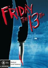 Friday The 13th (DVD, 2017)
