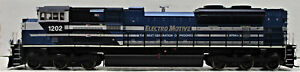 ATHEARN GENESIS ATHG68715 EMD LEASE #1202 SD70ACe HO SCALE