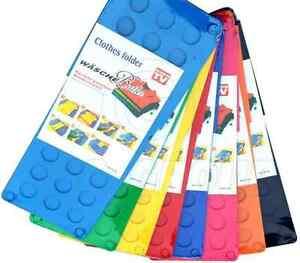 Clothes Folder Laundry Storage Folding - Adult and Child Sizes