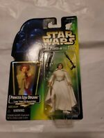 Star Wars Princess Leia Organa Action Figure Power of the Force POTF Kenner 1997