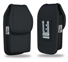 Agoz Rugged Belt Clip Holster Pouch for Zebra Tc72 Tc77 Touch Computer Scanner