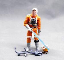 "HASBRO Star Wars Luke Skywalker X-Wing Pilot Saga Fighter Pilot FIGURE 3.75"""