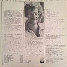 STEVEN HALPERN 'EVENTIDE' RARE LP IN MINT CONDITION 1980