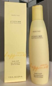 Mary Kay Embrace Happiness Body Wash 7.75 Fl Oz Discontinued Scent Unused