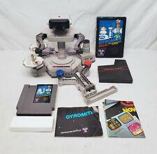 New ListingVintage 80'S Nintendo R.O.B. Rob The Robot W/ Gyromite - Working & Excellent!
