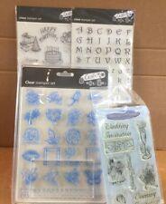 Craft Creatives Stamper Set X3 & X1 Personal Impressions Stamp Set