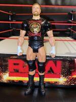 WWE Tough Talkers Talking Wrestling Figures HHH Triple H Mattel Toys