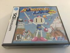 Bomberman Land: Touch (Nintendo DS, 2006) DS NEW
