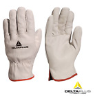 DELTA PLUS VENITEX FBN49 FULL GRAIN LEATHER TOP QUALITY SAFETY WORK GLOVE UK SZ <br/> FAST DESPATCH – QUALITY PRODUCTS – SPECIAL PRICE - NEW
