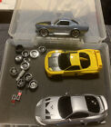 Xmods Ford Mustang RC Car In Case Untested With Extra Bodies And Parts