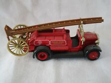 "Diecast Lledo !934 Dennis ""Wave Fire Station"" Fire Engine"
