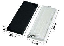 hepa filter + sponge for Ecovacs DT85 DT83 DM81 vacuum cleaner free postage OZ