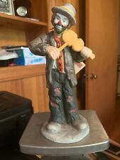 The Emmett Kelly, Jr. Signature Collection Figurine # 9780E
