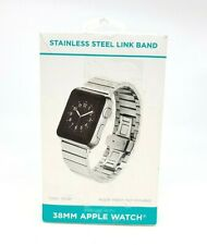 Stainless Steel Link Band 38MM for Apple Watch 38MM (Silver)™