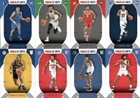 2020-21 Panini NBA Hoops RC ( 8 ) Cards Mix Rookie Lot Prospects Invest
