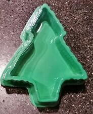 GREEN SMALL CHRISTMAS TREE BOX / empty / 10 boxes per 1 lot