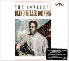 Blind Willie Johnson - Complete Recordings of Blind Willie Johnson [New CD]