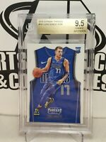 🔥📈 BGS 9.5 GEM MINT🔥 LUKA DONCIC 2018 THREADS #141 ROOKIE RC DALLAS MAVERICKS