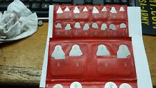 Starrett S167cz Radius Gage Set Inch