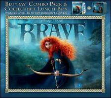 Best Buy Exclusive Disney Pixar Brave 3D Blu-ray Combo & Collectible Lunch Box
