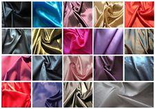 Taffeta dress fabric silk imitation faux two and single tone 148cm 58 inch wide