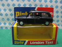 Vintage - AUSTIN  London Taxi        -  Dinky toys  284