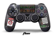 Designer Skin Sticker Wrap for PS4 Playstation 4 Remote Controller Decal FLUX
