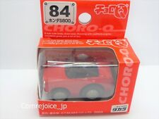 Choro Q TAKARA STD-84 HONDA S800 Red STANDARD No.84 NEW F/S
