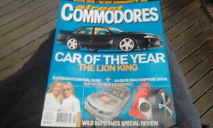 Street Commodores Magazine No 93 January '05 'THE LION KING'