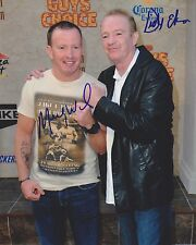 MICKY WARD DICKY EKLUND Signed Autograph Auto 8x10 Boxing Picture Photo w/COA