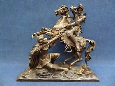 ANTIQUE BRONZE AFTER GECHTER FRENCH mid 19th, Louis Philippe period.