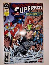 New ListingSuperboy # 13 (1995, Dc Comics) Dc Universe Logo Upc Rare Variant Cover Dcu Nm