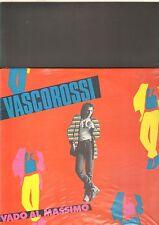 VASCO ROSSI - vado al massimo (seconda stampa) LP NUOVO SIGILLATO