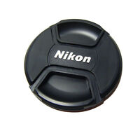 New 58 mm Snap-On Lens Cap for Camera Nikon Lens filters LC58